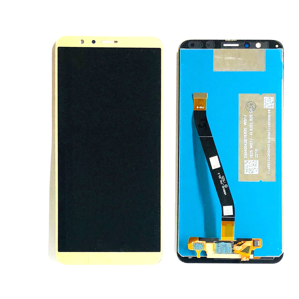 LCD Screen Touch Digitizer With Out Frame For Huawei Honor 7x (Gold)
