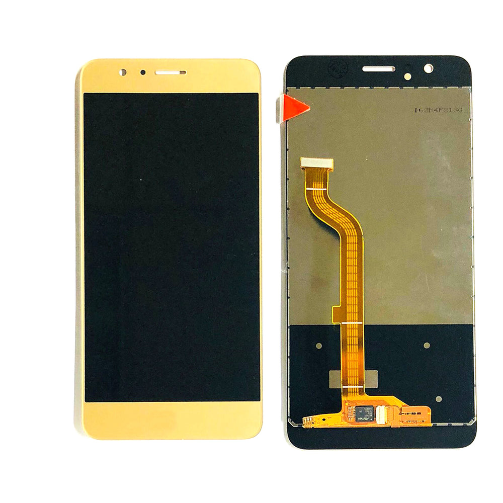 LCD Screen Touch Digitizer With Out Frame For Huawei Honor 8 (Gold)