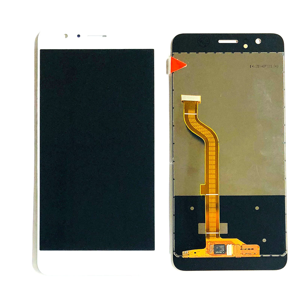 LCD Screen Touch Digitizer With Out Frame For Huawei Honor 8 (White)