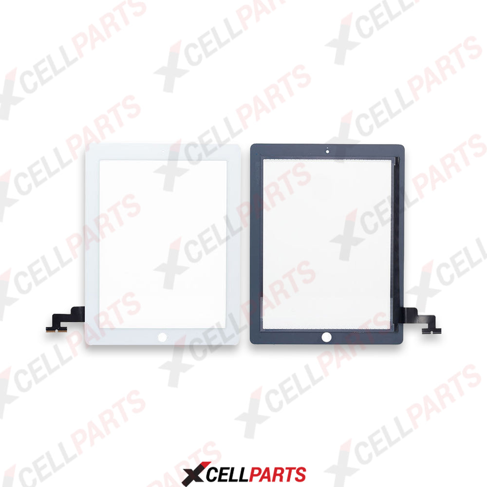 Touch Digitizer For iPad 2 (White)