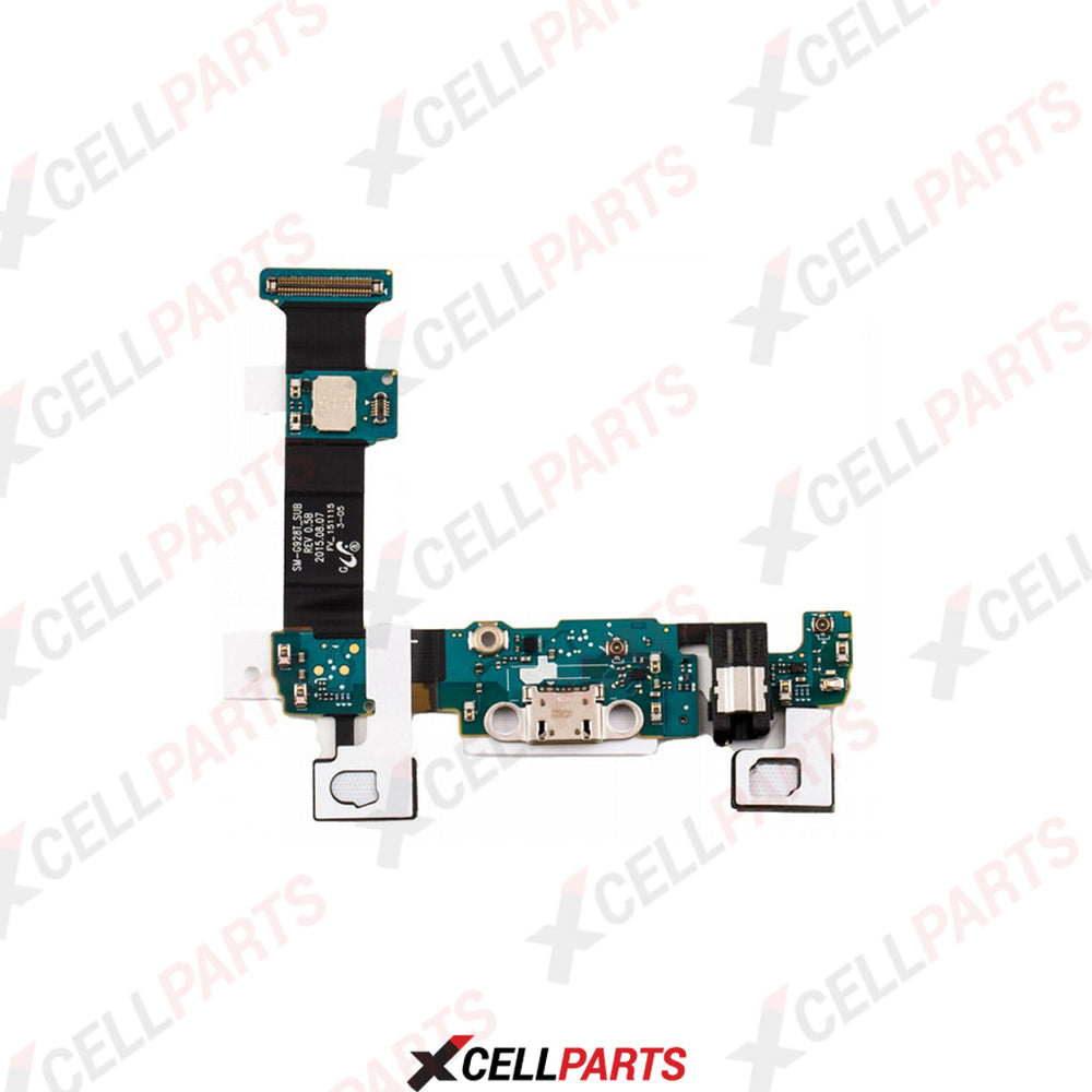 Charging Port Flex Cable For Samsung Galaxy S6 Edge Plus (G928T) (T-Mobile)