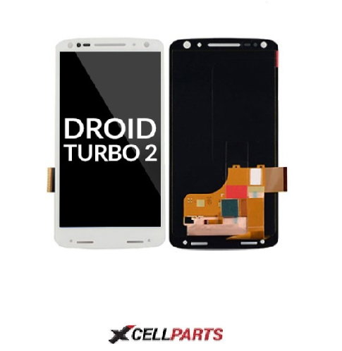 XP-MOTO XT1580 LCD SCREEN TOUCH DIGITIZER WITH FRAME (DROID TURBO 2)