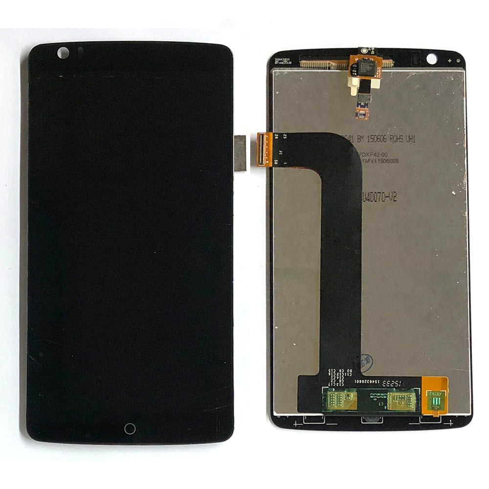 LCD Screen Touch Digitizer With Out Frame For ZTE Axon Pro (A2015)
