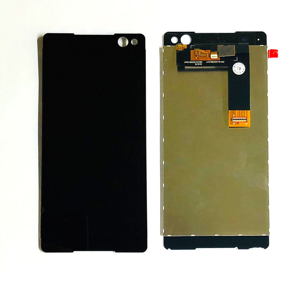 LCD Screen Touch Digitizer With Out Frame For Sony Xperia C5 Ultra (5506-33-53-63) (Black)