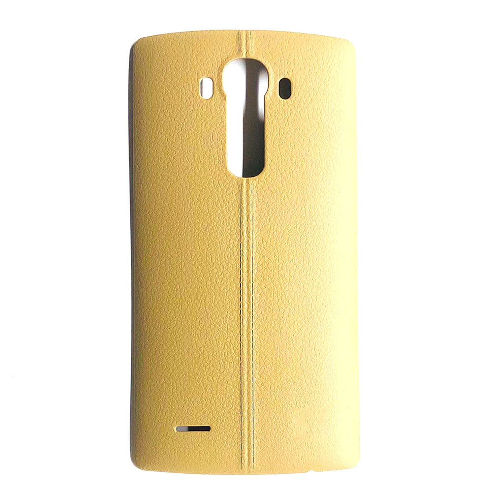 Battery Back Door Cover For LG G4 (Gold)
