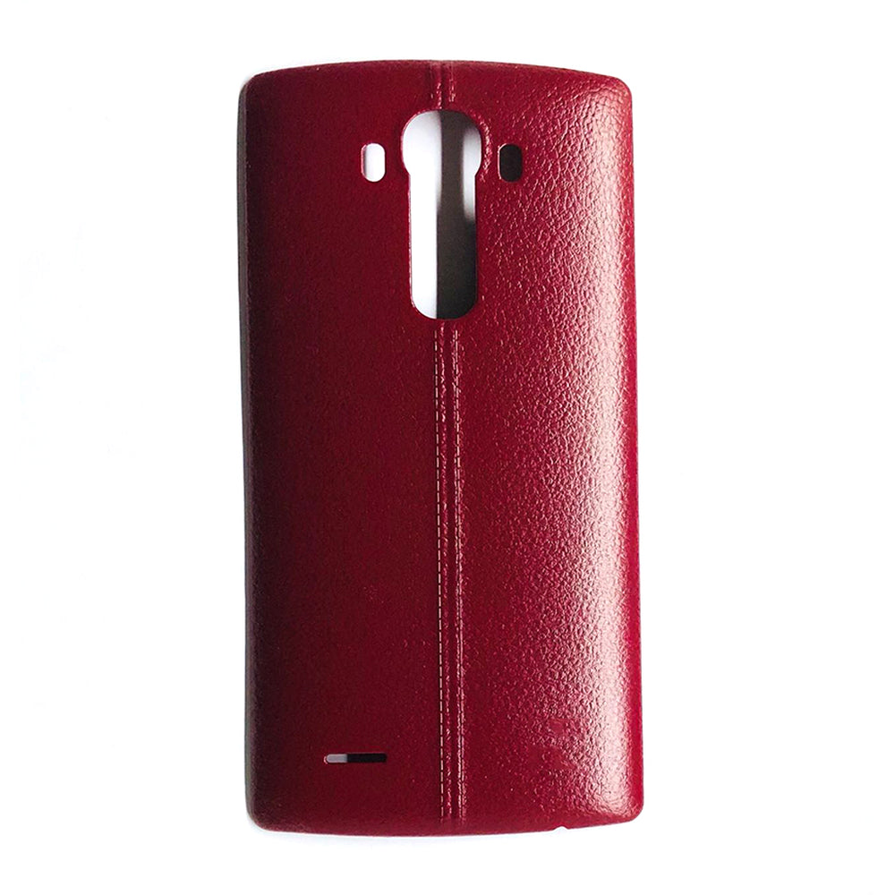 Battery Back Door Cover For LG G4 (Red)