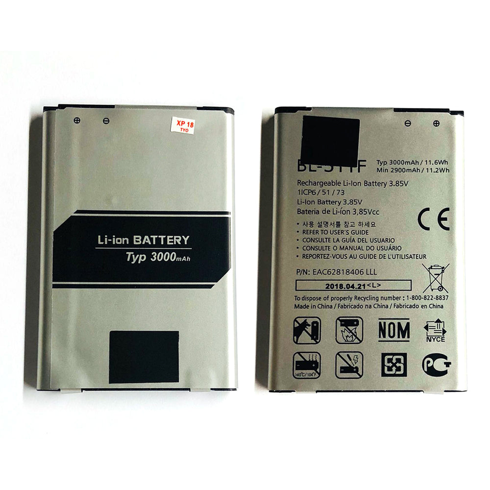 Replacement Battery For LG G4