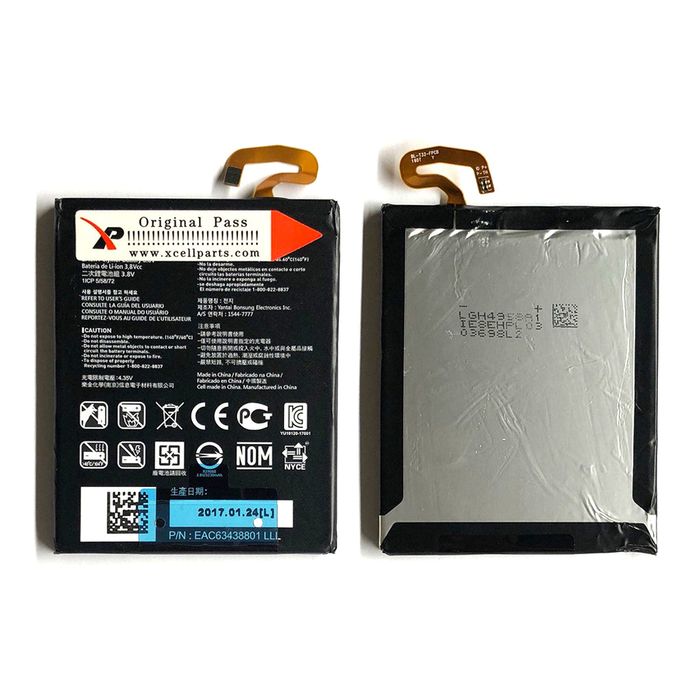 Replacement Battery For LG G6