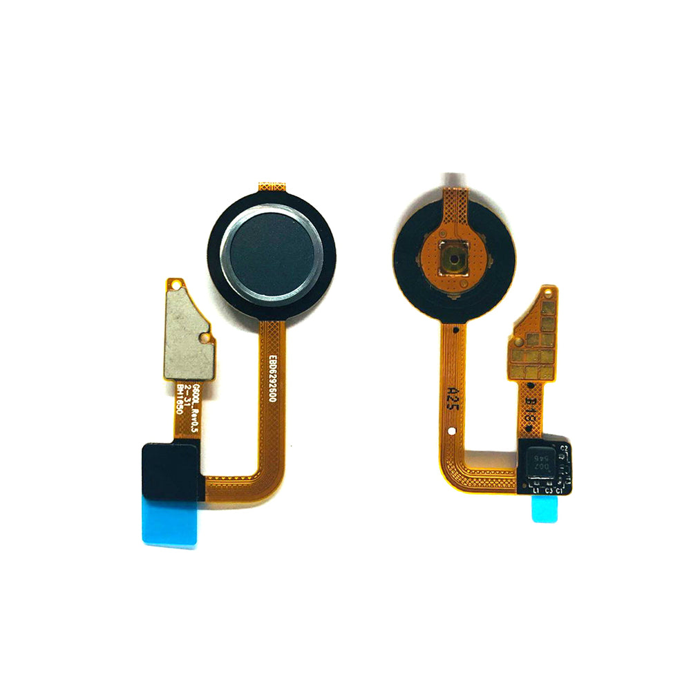 Home Button With Flex Cable For LG G6 (H870) (Blue)