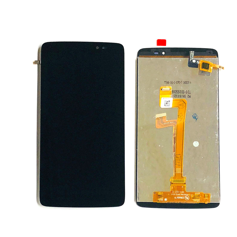 LCD Screen Touch Digitizer With Out Frame For Alcatel Idol 3 (6045)
