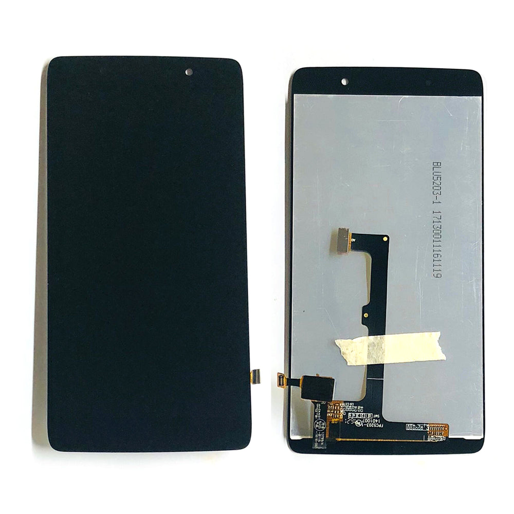 LCD Screen Touch Digitizer With Out Frame For Alcatel Idol 4 (6055)