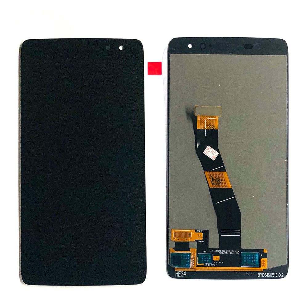 LCD Screen Touch Digitizer With Out Frame For Alcatel 4S (6070)