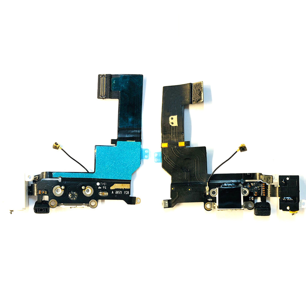 Charging Port Flex Cable For Iphone SE (White)