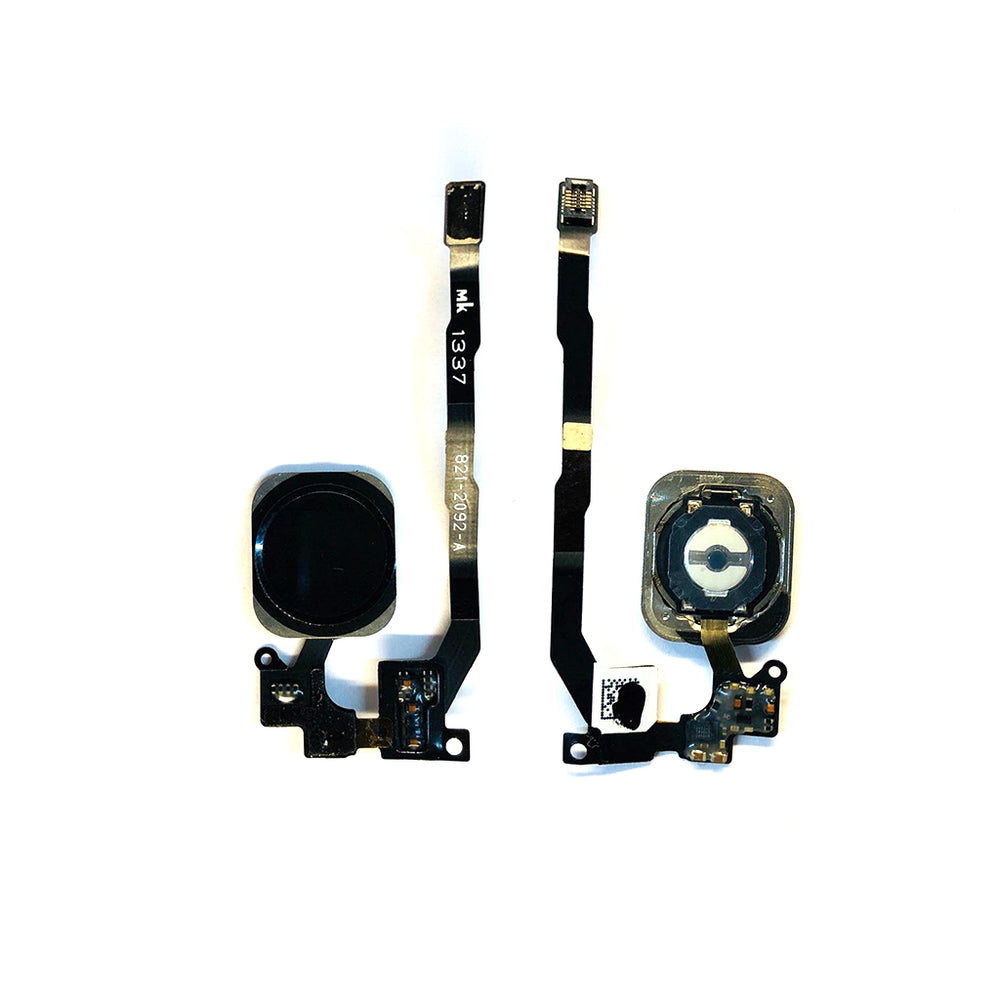 Home Button Flex Cable For Iphone 5S / SE (Black)