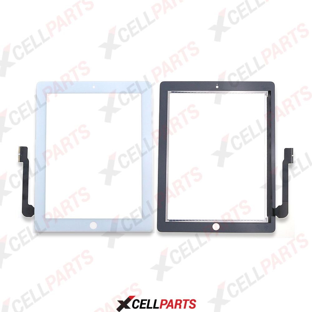 Digitizer For Ipad 3 / Ipad 4 (premium quality) (White)