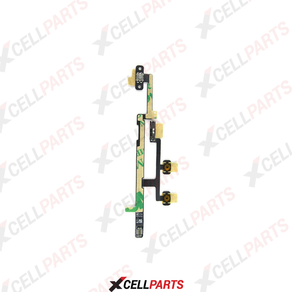 XP-IPAD MINI 2 / IPAD MINI 3 Power & Volume Button Flex Cable