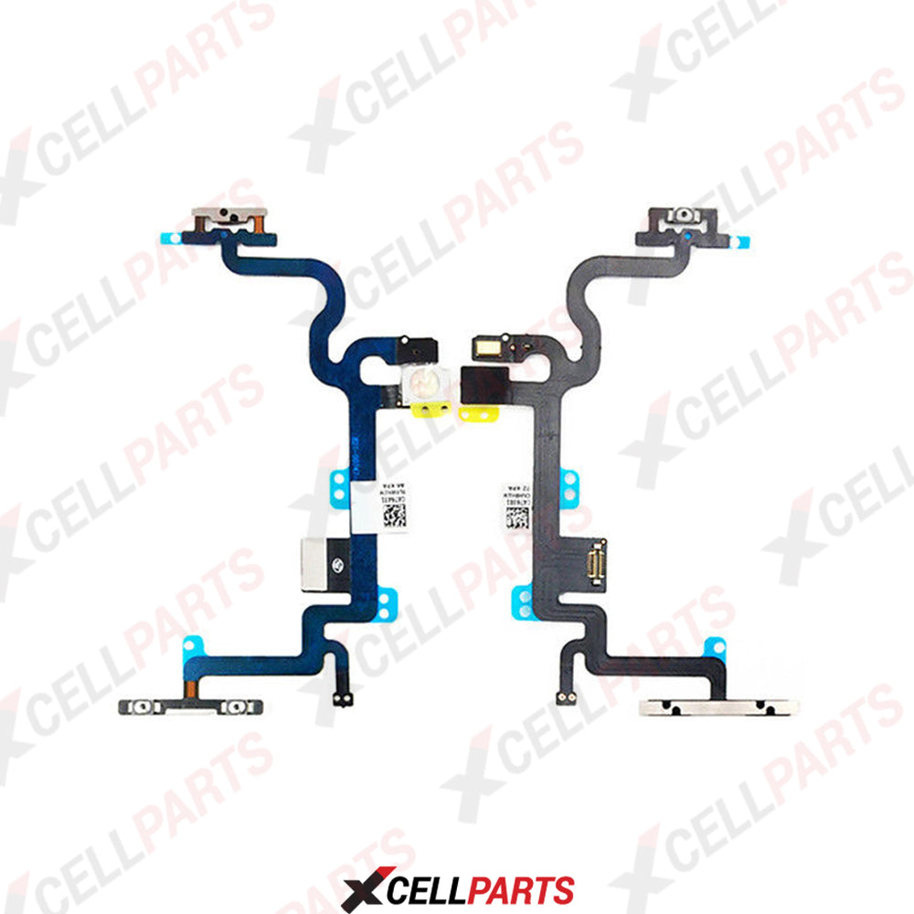 Power And Volume Button Flex Cable For Iphone 7