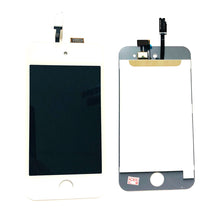LCD Screen Touch Digitizer For Ipod Touch 4 (White)