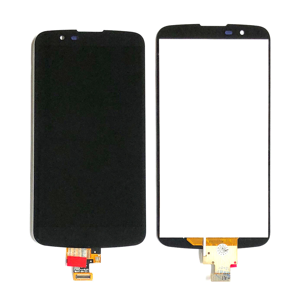LCD Screen Touch Digitizer With Out Frame For LG K10 (K410) (Black)