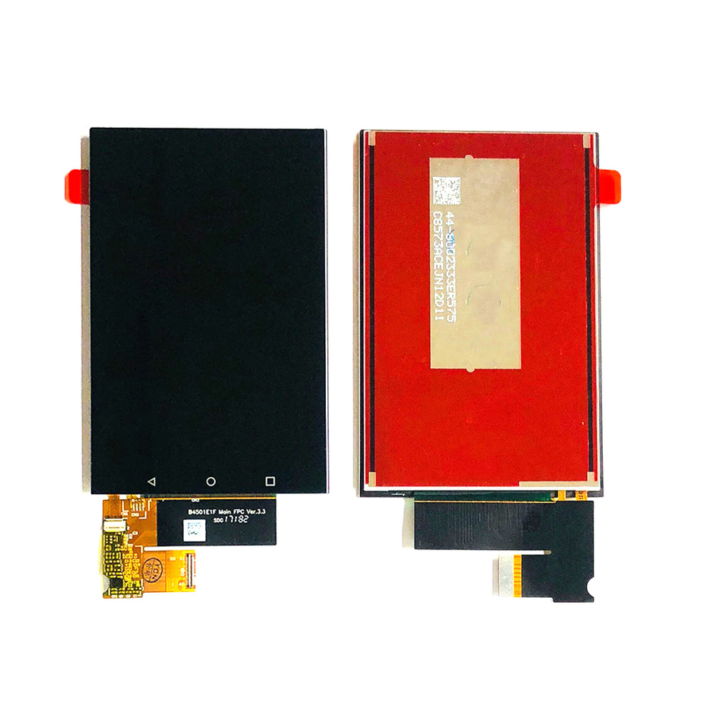 LCD Screen Touch Digitizer With Out Frame For Black Berry Key One (DDEK70)