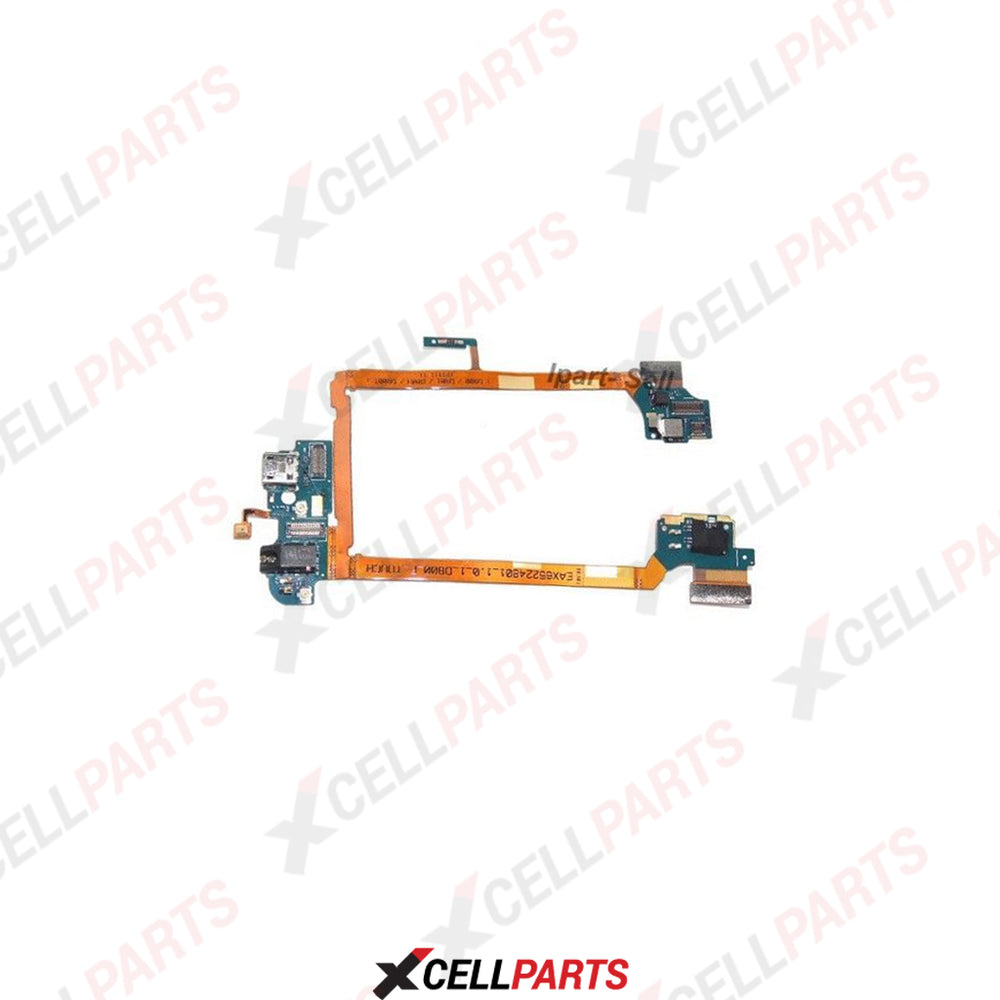 XP-LG G2 CHARGING PORT FLEX CABLE(SPRINT)