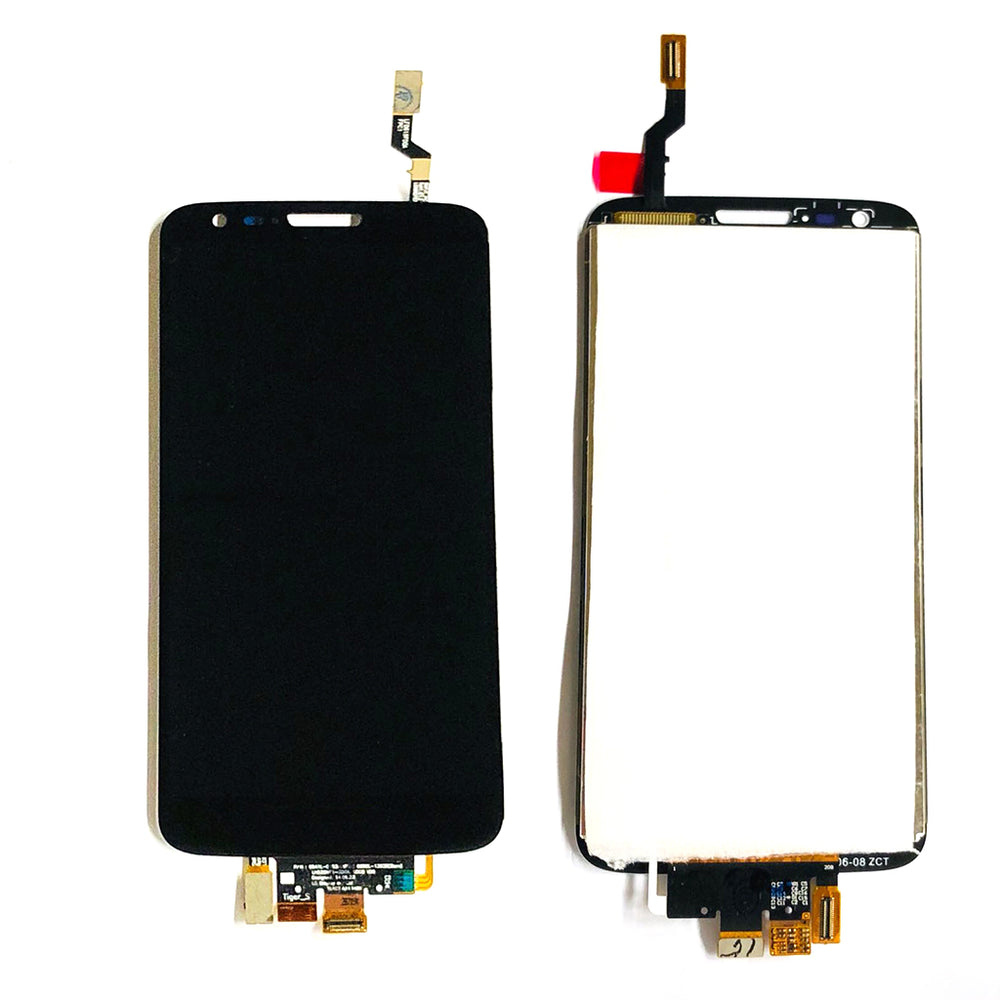 LCD Screen Touch Digitizer With Out Frame For LG G2 (Black)