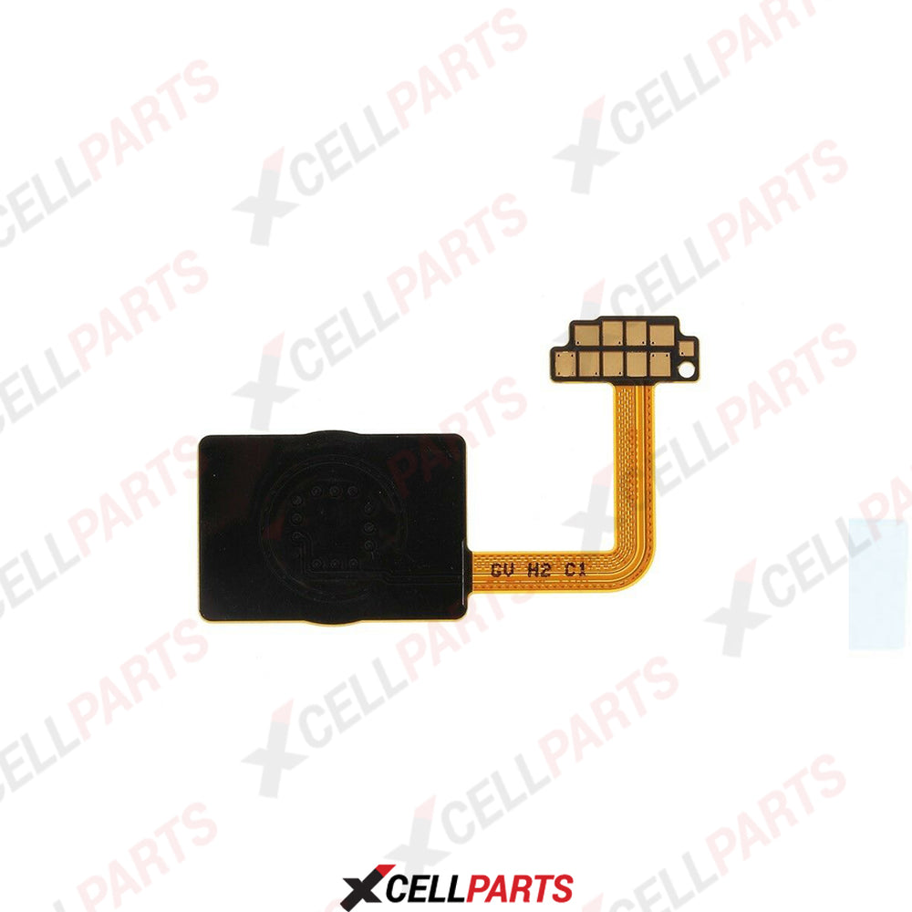 XP-LG G7 HOME BUTTON FLEX CABLE (BLACK)(THINQ)