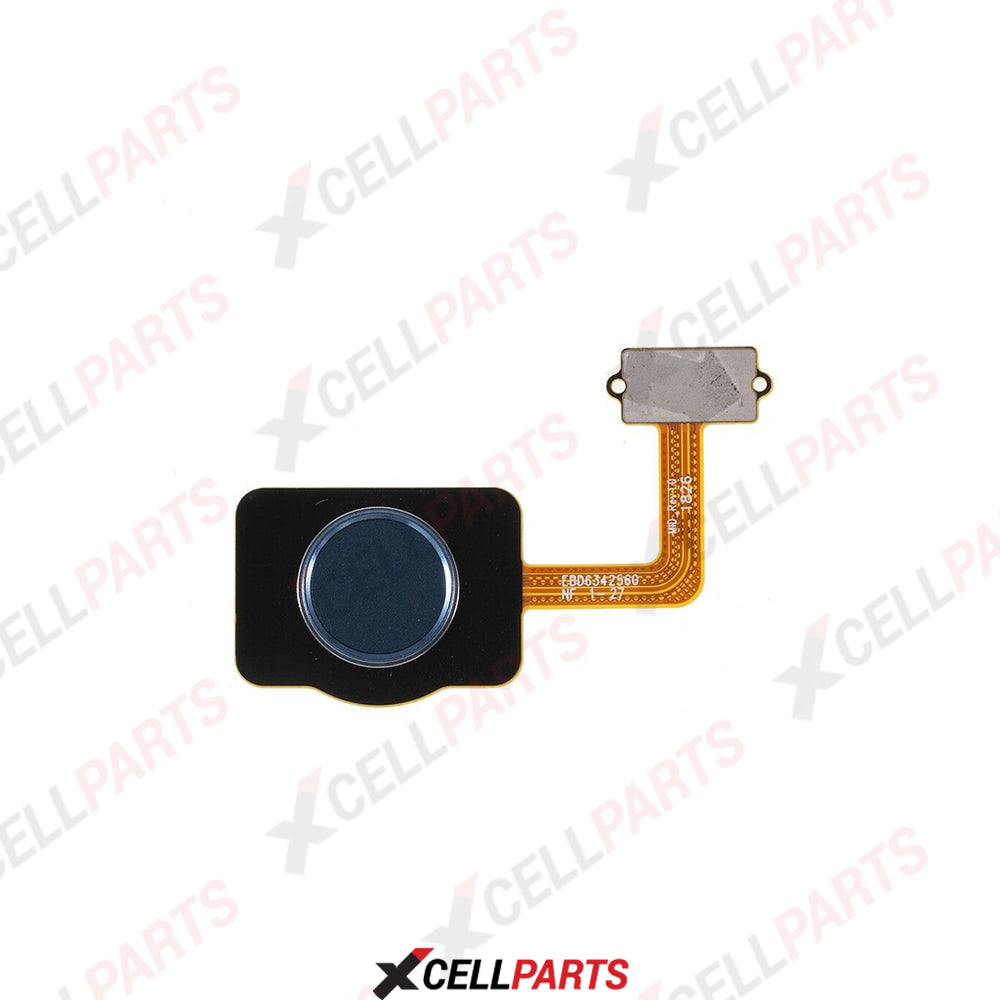 XP-LG G7 HOME BUTTON FLEX CABLE (BLUE)(THINQ)