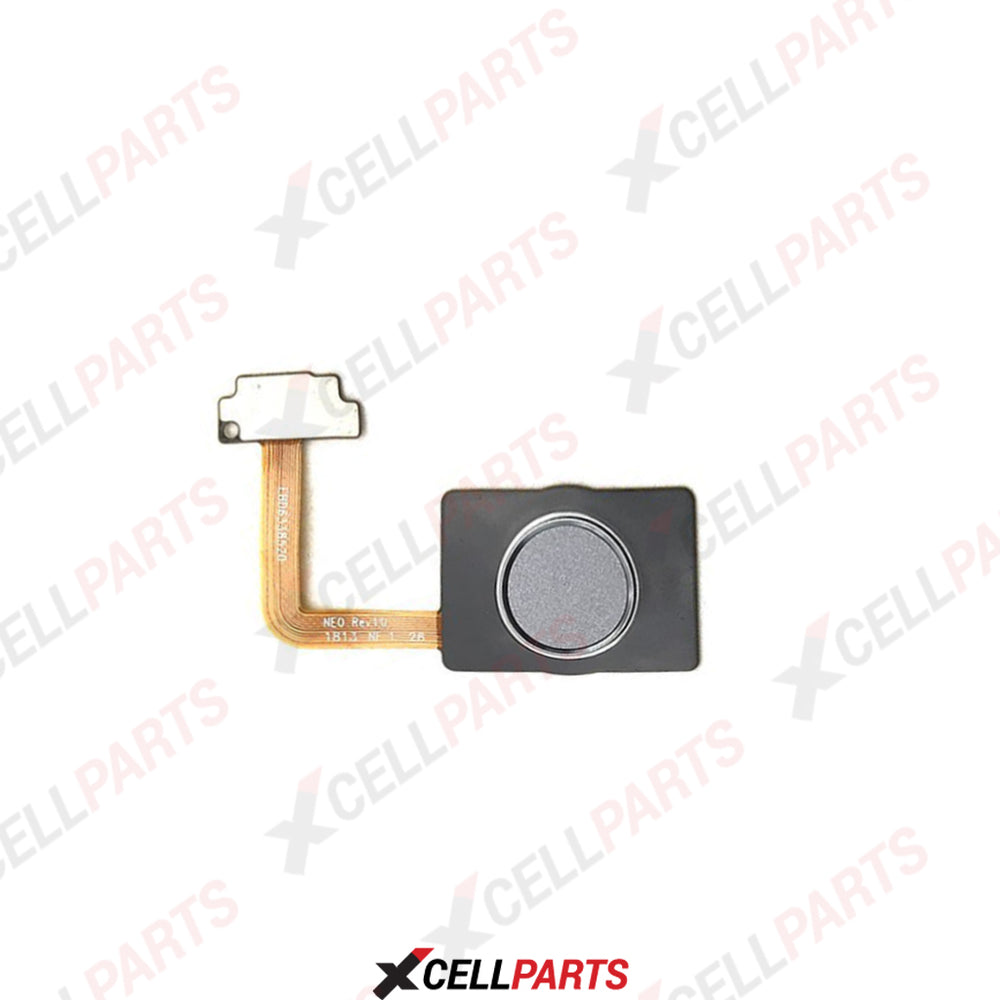 XP-LG G7 HOME BUTTON FLEX CABLE (GREY)(THINQ)