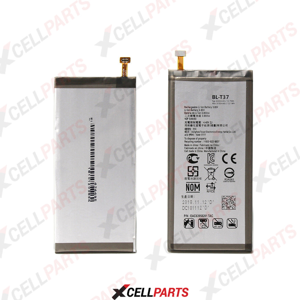 Replacement Battery For Lg Stylo 4 (Q710)
