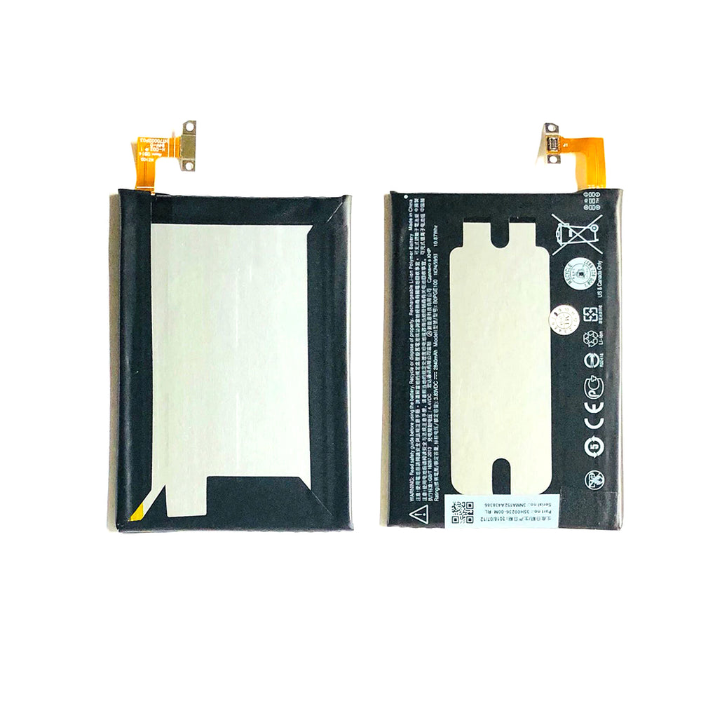 Replacement Battery For HTC One M8 / E8 / M9