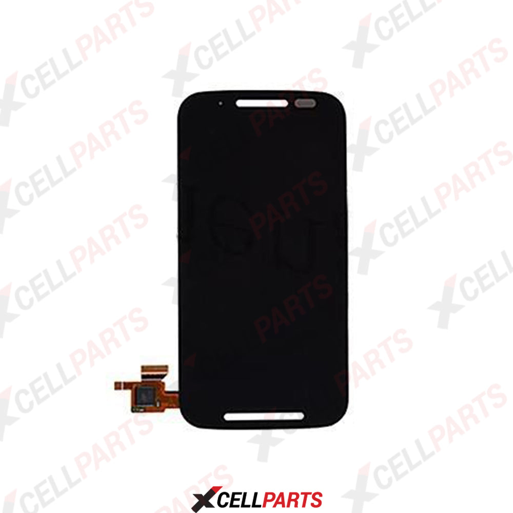 LCD Screen Touch Digitizer With Out Frame For Moto E (XT1021-22-25) (Black)