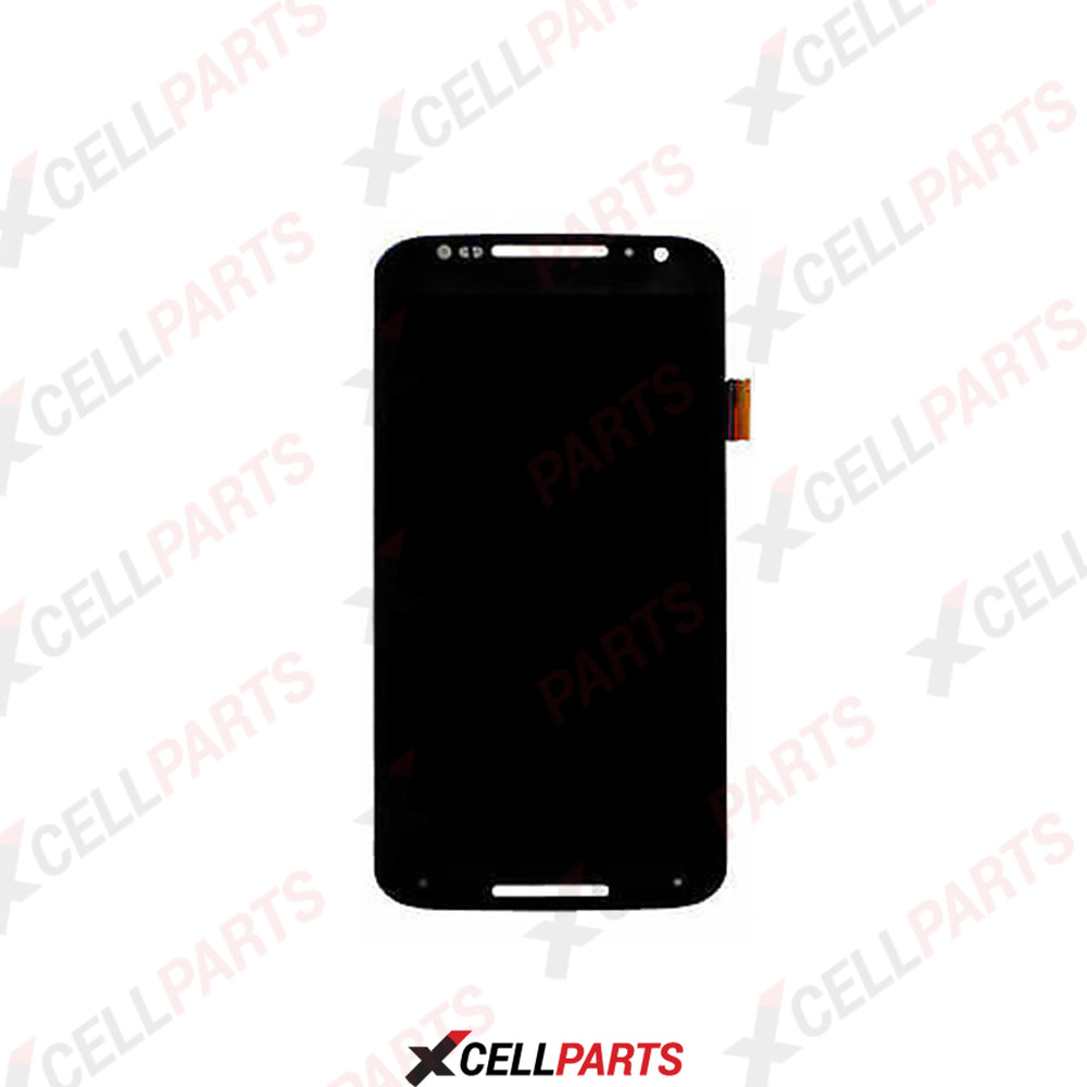 LCD Screen Touch Digitizer With Out Frame For Moto X2 (XT1096) (Black)