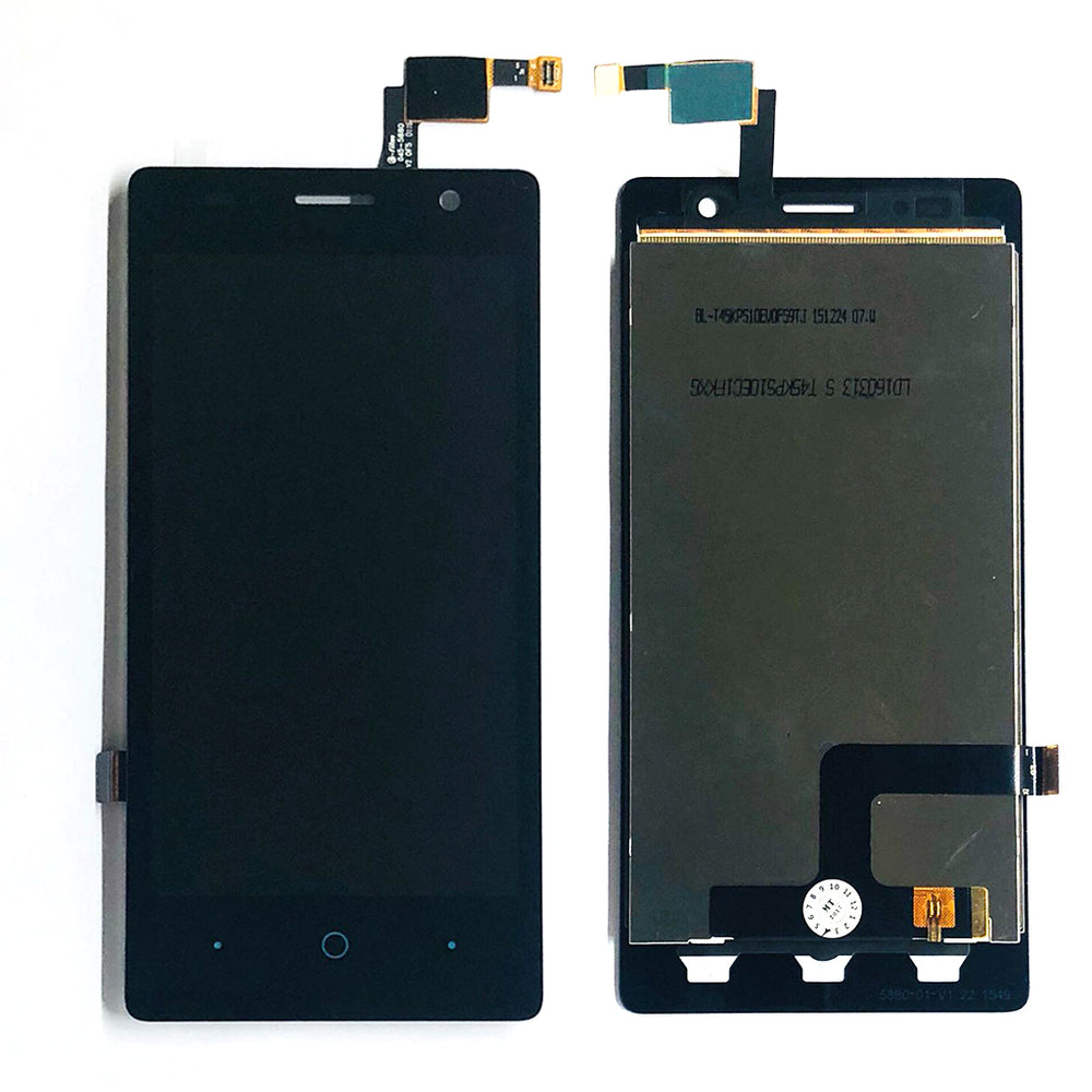 LCD Screen Touch Digitizer With Out Frame For ZTE Tempo (Z9131)