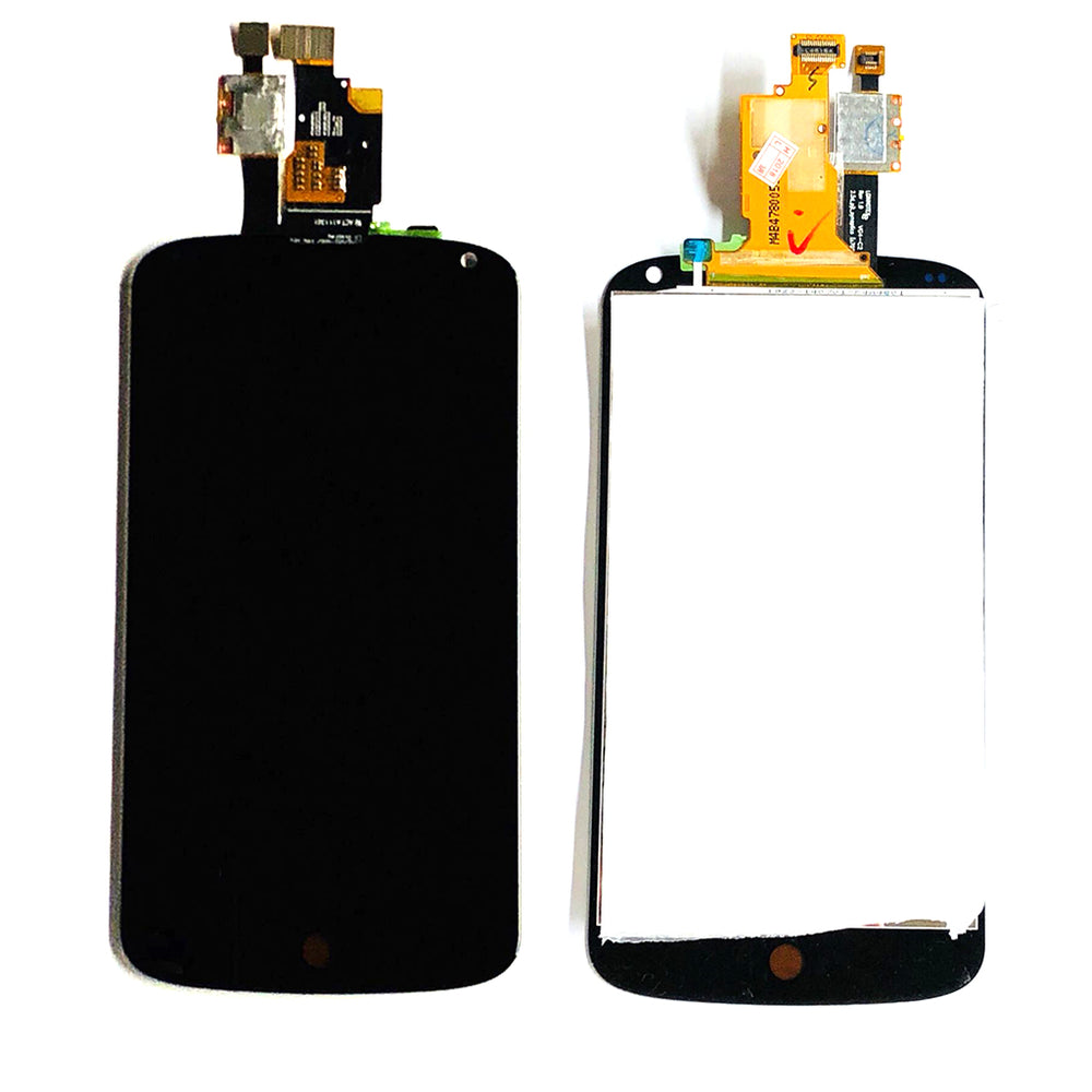 LCD Screen Touch Digitizer With Out Frame For LG Nexus 4 (Black)