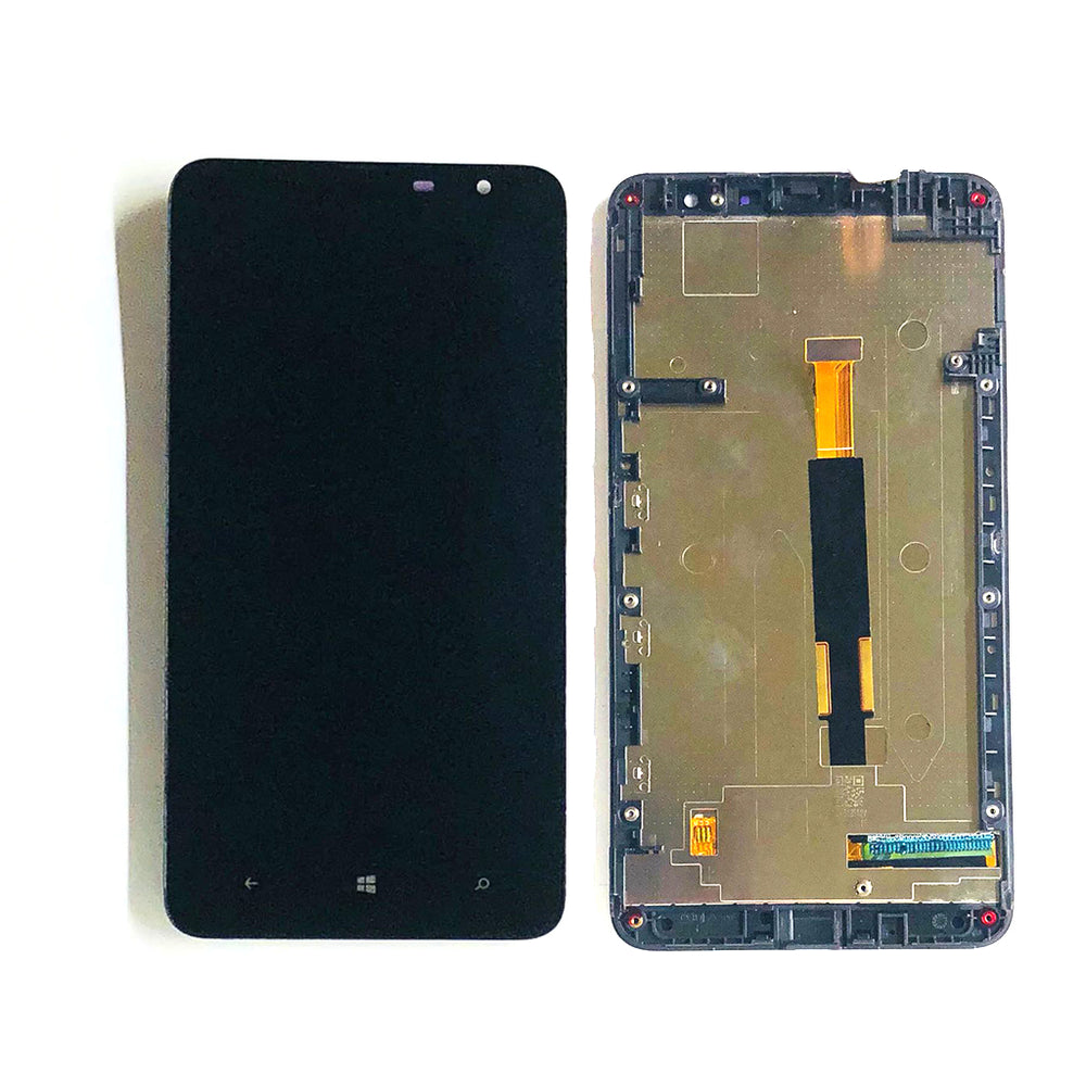 LCD Screen Touch Digitizer With Out Frame For Nokia Lumia 1320 (Black)