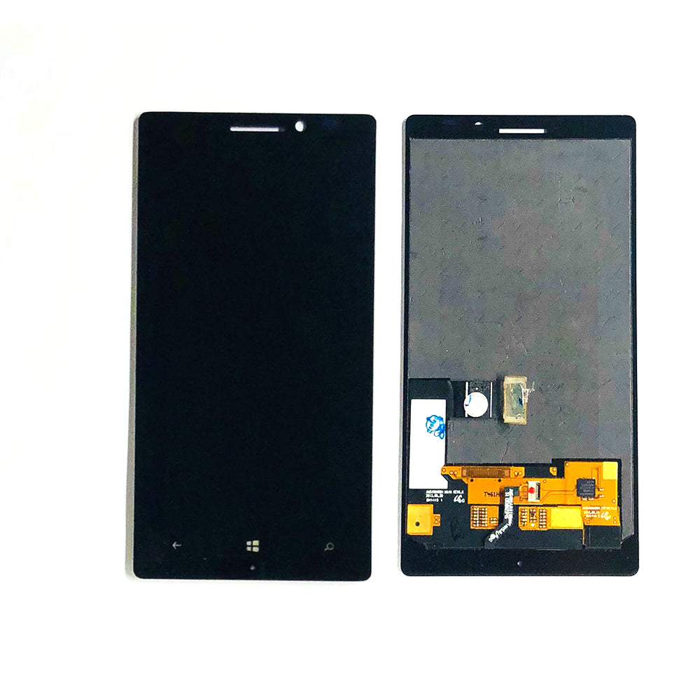 LCD Screen Touch Digitizer With Out Frame For Nokia Lumia 928 (Black)