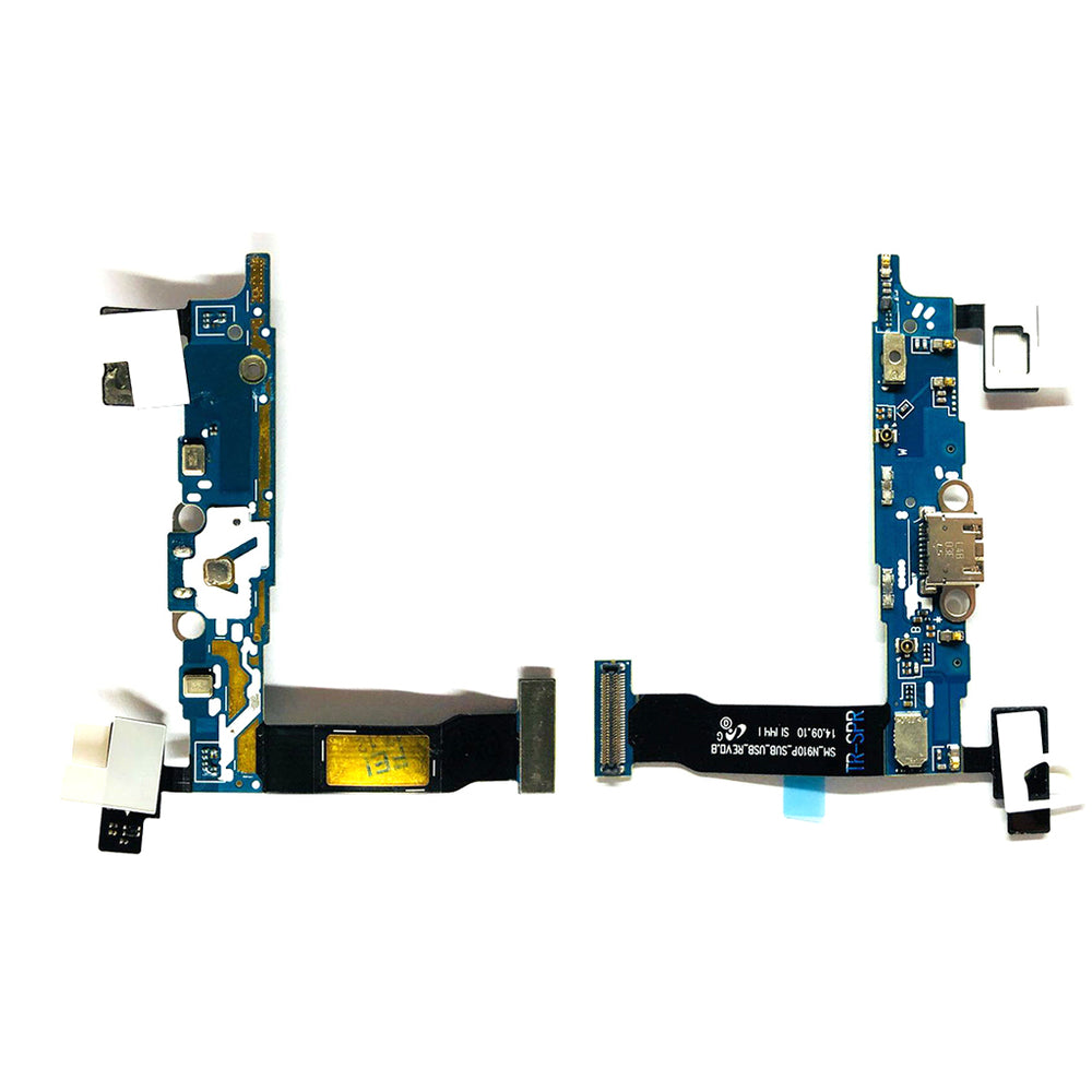 Charging Port Flex Cable For Samsung Galaxy Note 4 (N910P) (Sprint)