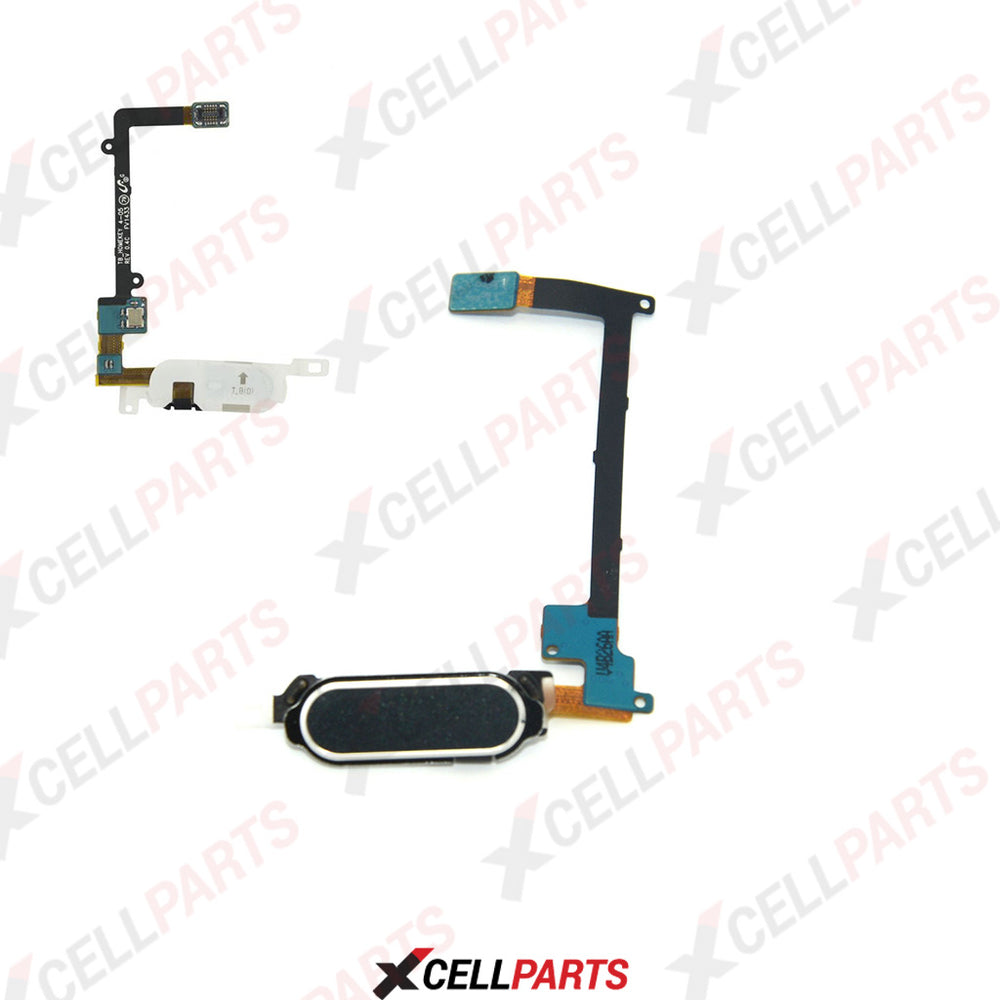 Home Button Flex Cable For Samsung Galaxy Note 4 (Black)
