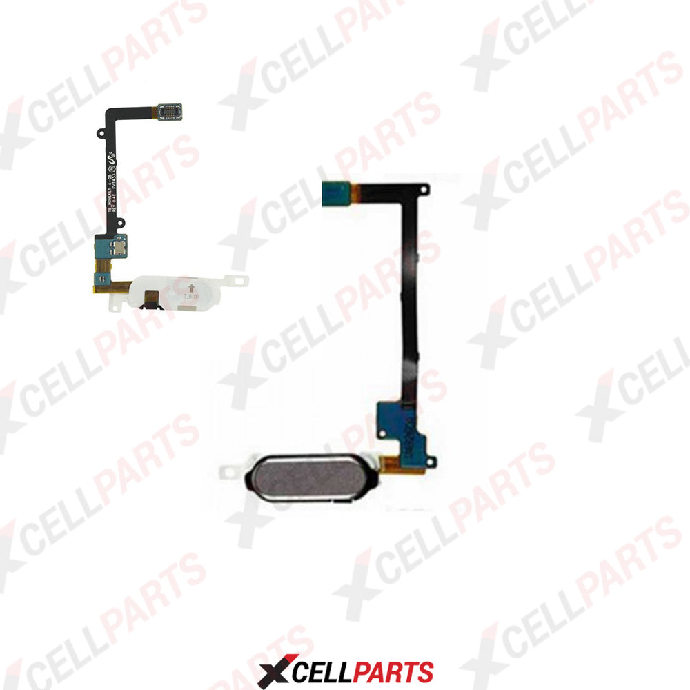Home Button Flex Cable For Samsung Galaxy Note 4 (Gold)