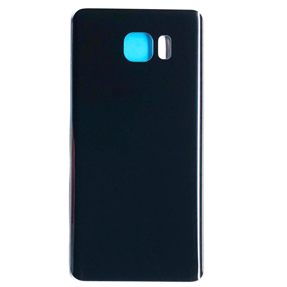 Glass Back Door For Samsung Galaxy Note 5 (Black)