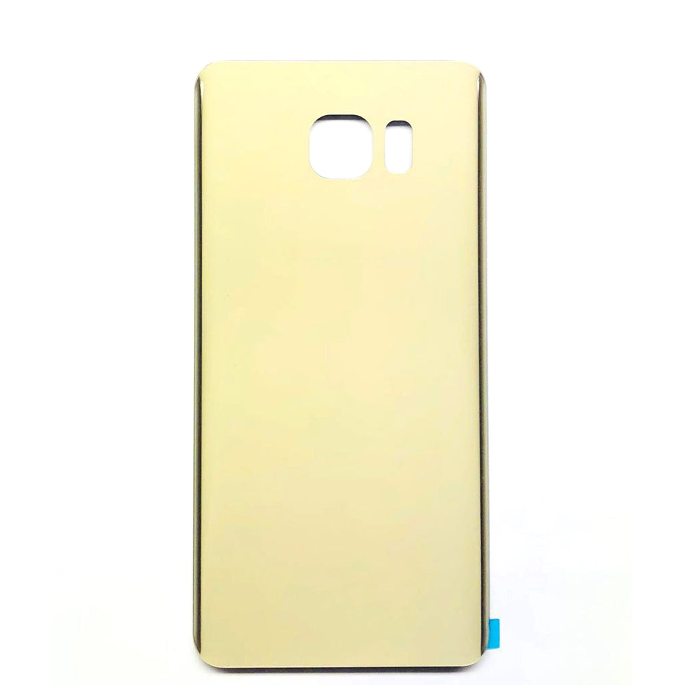 Glass Back Door For Samsung Galaxy Note 5 (Gold)