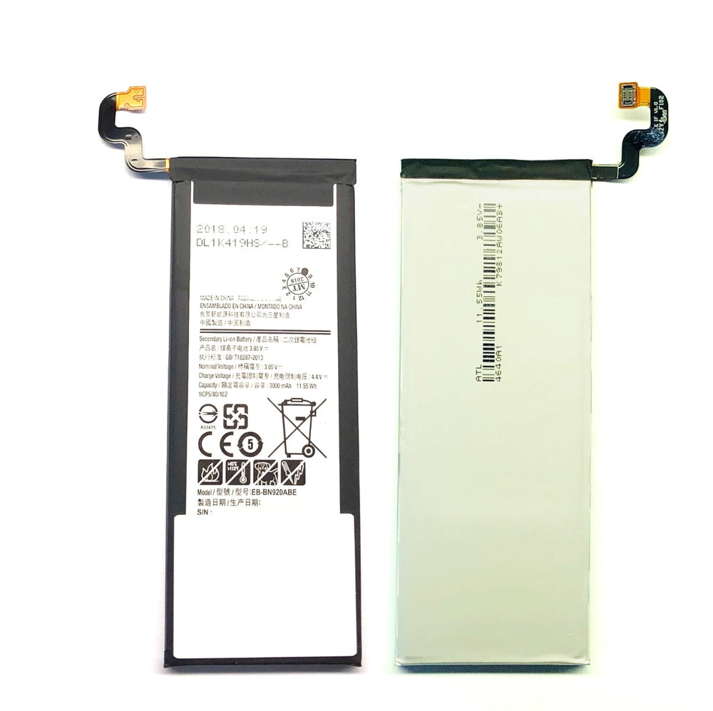 Replacement Internal Battey For Samsung Galaxy Note 5
