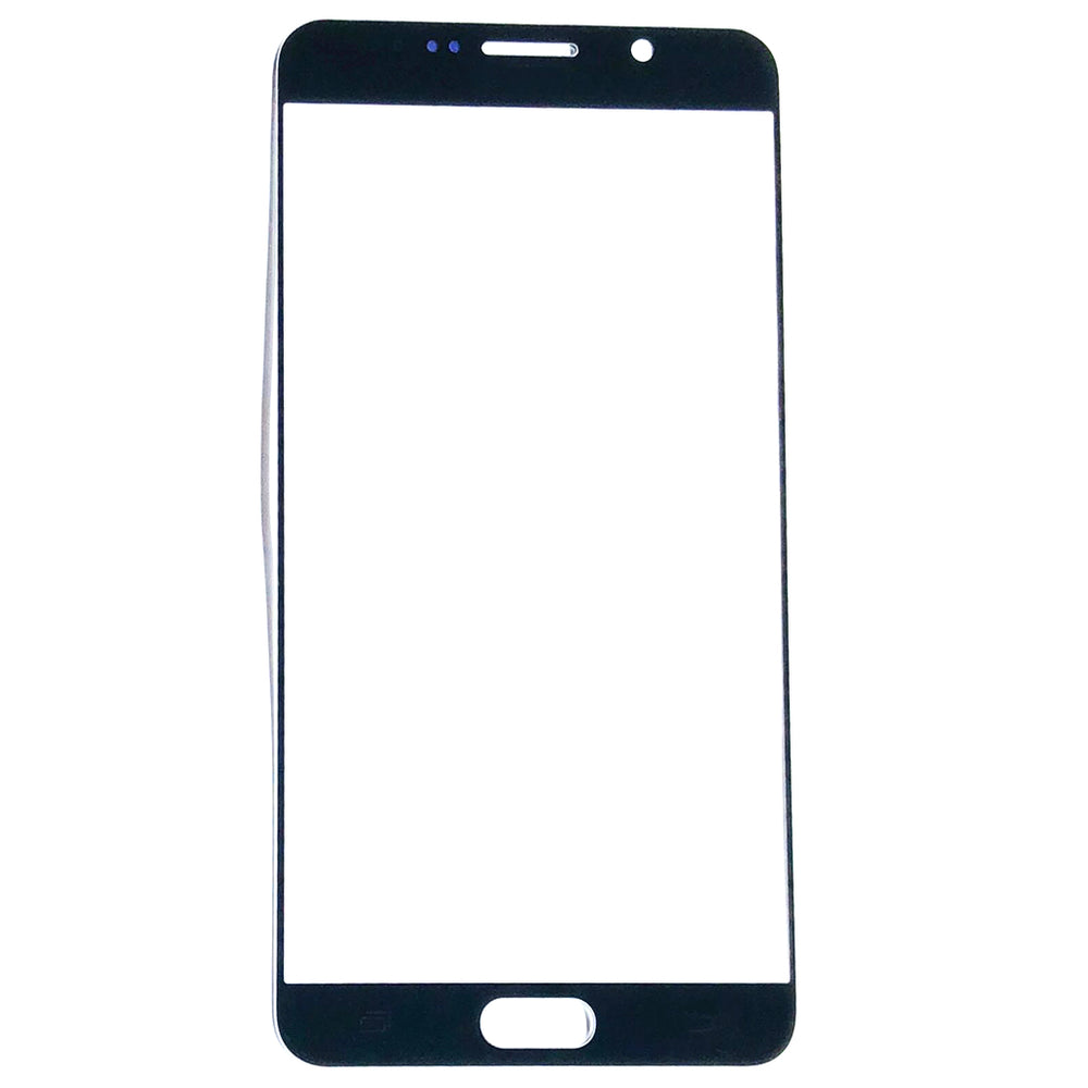 Front Glass Lens For Samsung Galaxy Note 5 (Black)