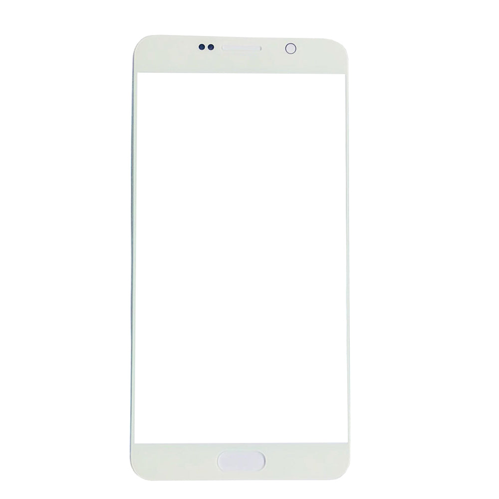 Front Glass Lens For Samsung Galaxy Note 5 (White)