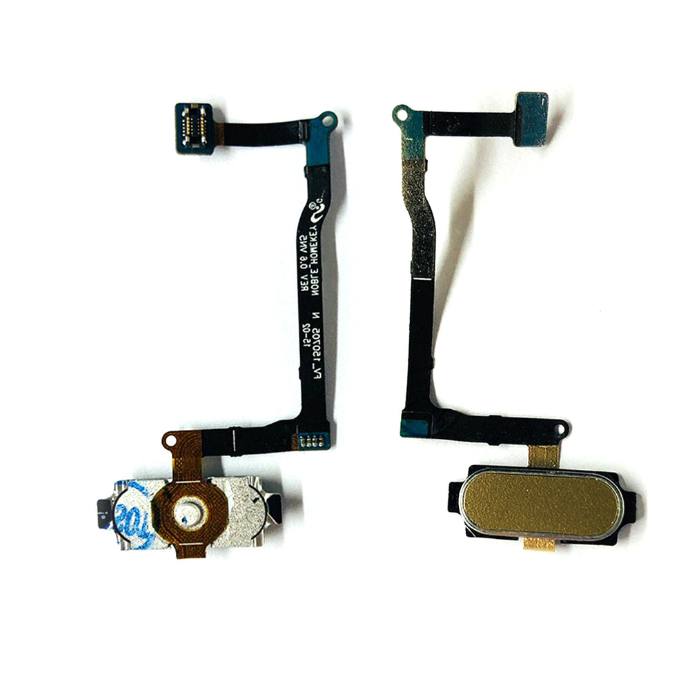 Home Button Flex Cable For Samsung Galaxy Note 5 (Gold)