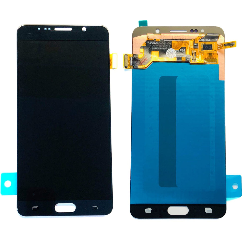 LCD Screen Touch Digitizer With Out Frame For Samsung Galaxy Note 5 (Black)