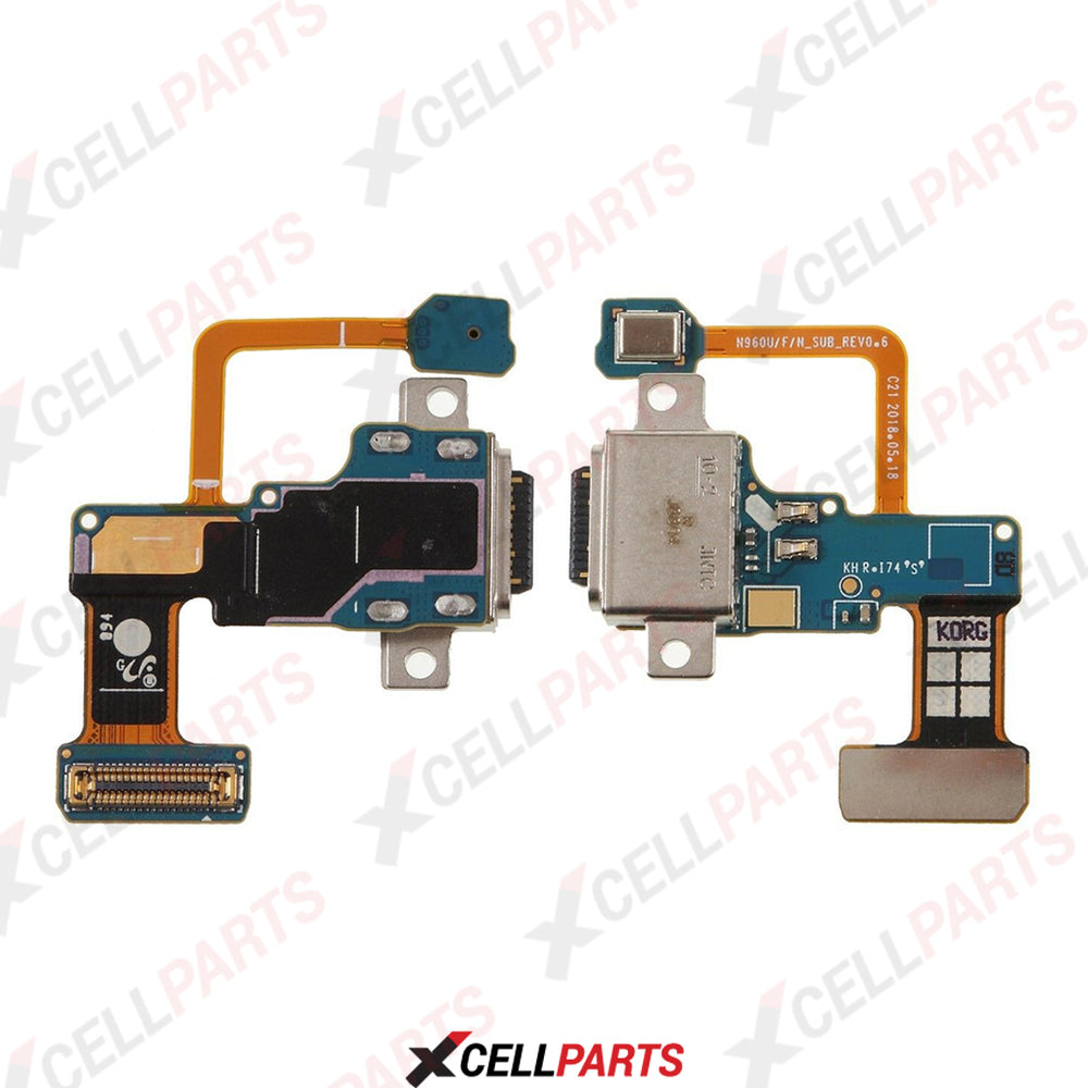 Charging Port Flex Cable For Samsung Galaxy Note 9 (international)