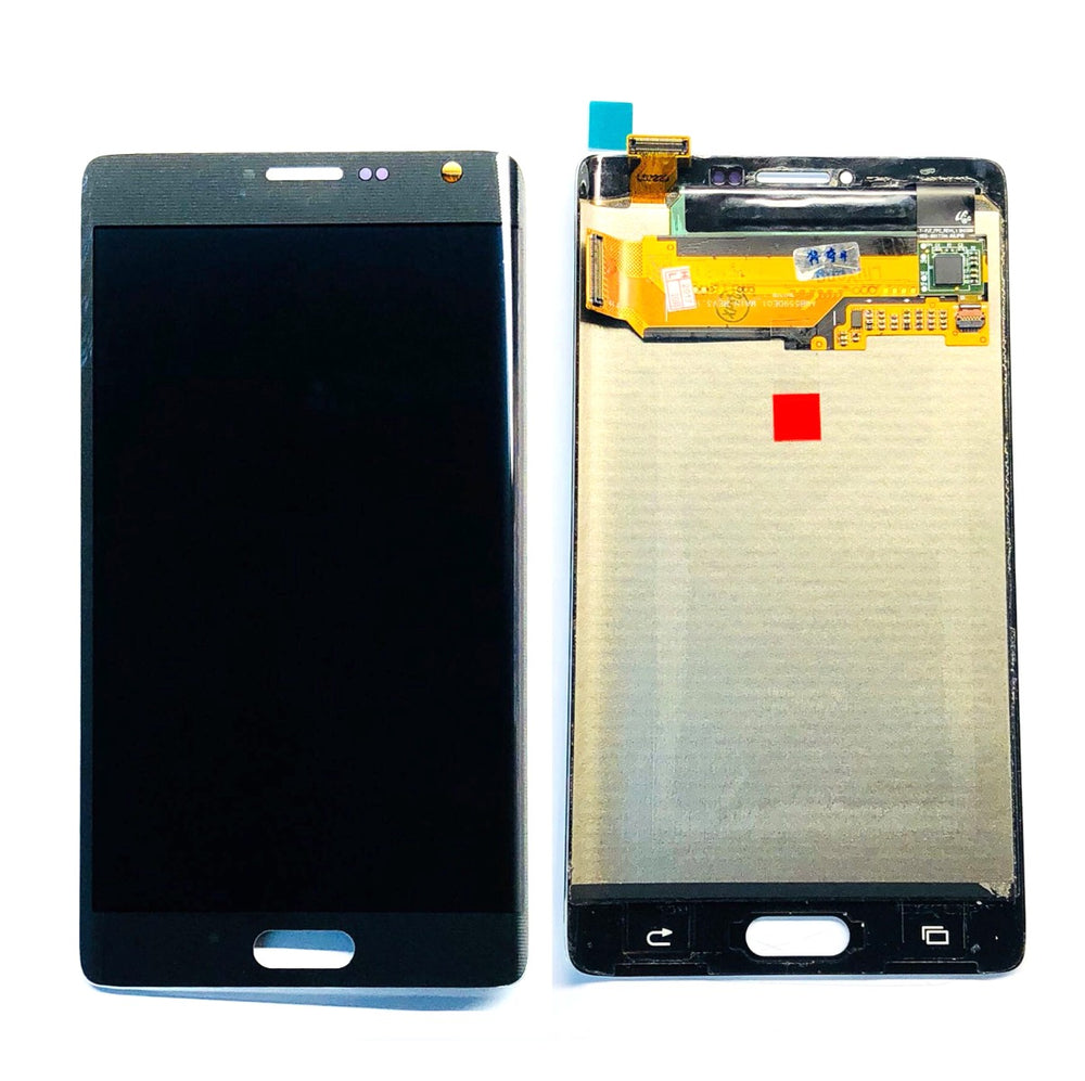 LCD Screen Touch Digitizer With Out Frame For Samsung Galaxy Note Edge (Black)