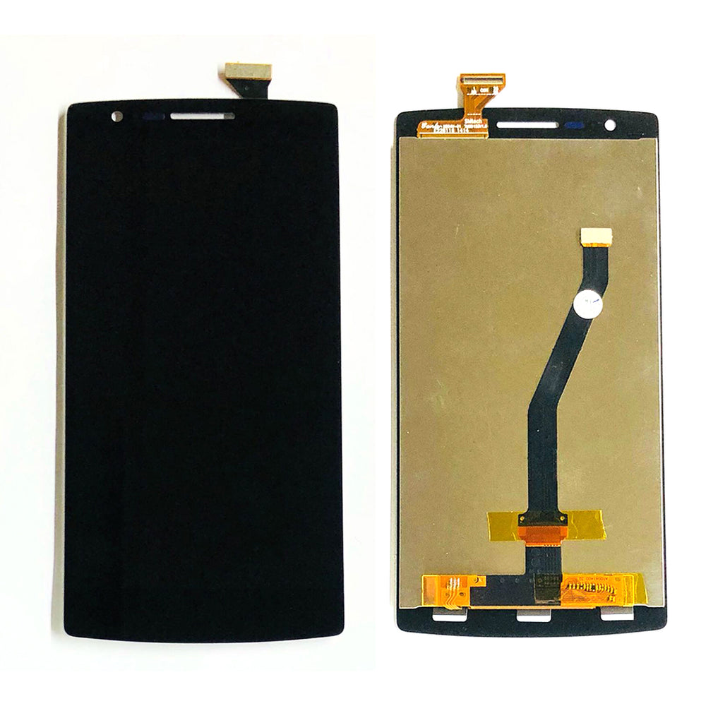 LCD Screen Touch Digitizer With Out Frame For OnePlus One (A0001) (Black)